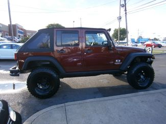 2008 Jeep Wrangler Unlimited X Memphis, Tennessee 21