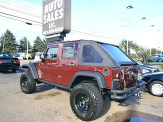 2008 Jeep Wrangler Unlimited X Memphis, Tennessee 2