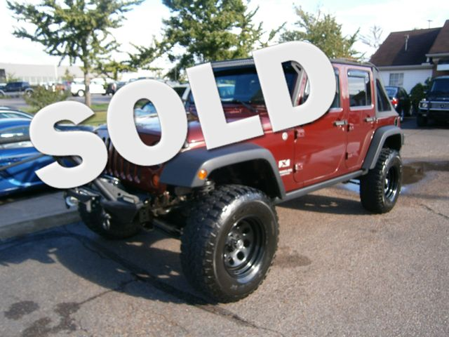 2008 Jeep Wrangler Unlimited X Memphis, Tennessee