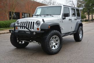 2008 Jeep Wrangler Unlimited X in Memphis, Tennessee 38128