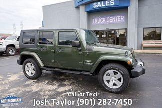 2008 Jeep Wrangler Unlimited Sahara in Memphis, Tennessee 38115