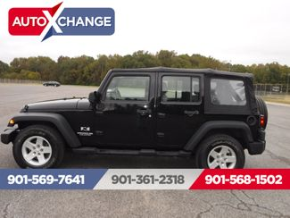 2008 Jeep Wrangler Unlimited X in Memphis, TN 38115