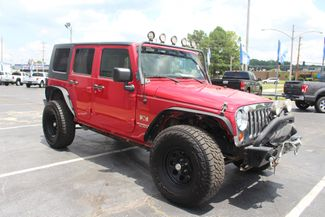 2008 Jeep Wrangler Unlimited X in Memphis, Tennessee 38115
