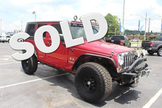 2008 Jeep Wrangler Unlimited X | Memphis, TN | Mt Moriah Truck Center in Memphis TN