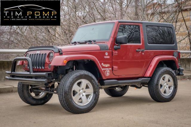 2008 Jeep Wrangler Sahara in Memphis, Tennessee 38115