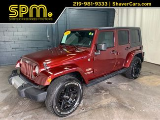 2008 Jeep Wrangler Unlimited Sahara in Merrillville, IN 46410