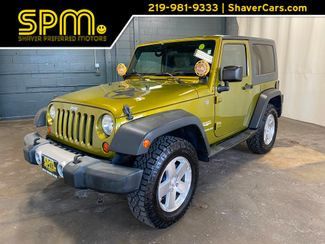 2008 Jeep Wrangler Sahara in Merrillville, IN 46410