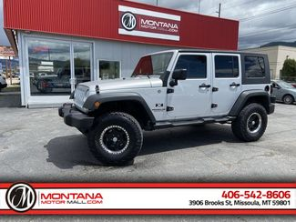 2008 Jeep Wrangler Unlimited X in Missoula, MT 59801