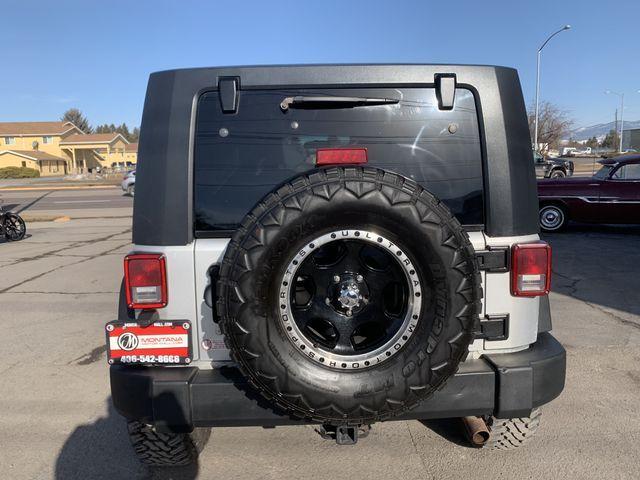2008 Jeep Wrangler Unlimited X in Missoula, MT 59801