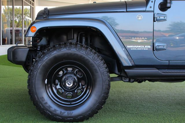 2008 Jeep Wrangler Unlimited Sahara 4x4- LIFTED - EXTRA$ - NAVIGATION Mooresville , NC 20