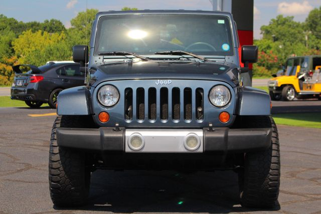 2008 Jeep Wrangler Unlimited Sahara 4x4- LIFTED - EXTRA$ - NAVIGATION Mooresville , NC 16