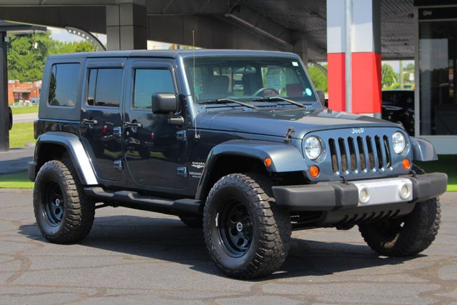 2008 Jeep Wrangler Unlimited Sahara 4x4- LIFTED - EXTRA$ - NAVIGATION Mooresville , NC 21