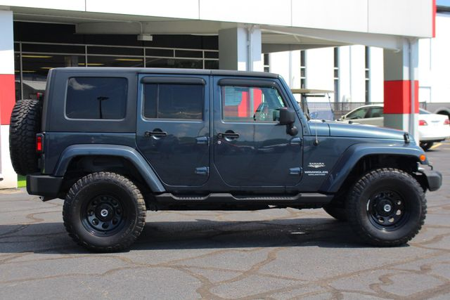 2008 Jeep Wrangler Unlimited Sahara 4x4- LIFTED - EXTRA$ - NAVIGATION Mooresville , NC 14