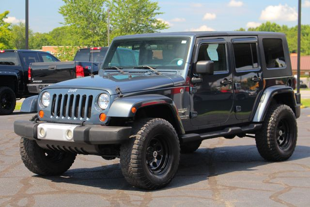 2008 Jeep Wrangler Unlimited Sahara 4x4- LIFTED - EXTRA$ - NAVIGATION Mooresville , NC 22