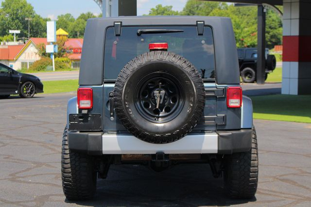 2008 Jeep Wrangler Unlimited Sahara 4x4- LIFTED - EXTRA$ - NAVIGATION Mooresville , NC 17
