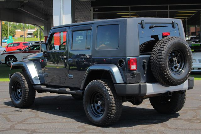 2008 Jeep Wrangler Unlimited Sahara 4x4- LIFTED - EXTRA$ - NAVIGATION Mooresville , NC 24