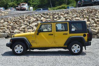 2008 Jeep Wrangler Unlimited X Naugatuck, Connecticut 1