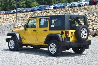 2008 Jeep Wrangler Unlimited X Naugatuck, Connecticut 2