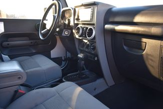 2008 Jeep Wrangler Unlimited Sahara Naugatuck, Connecticut 9
