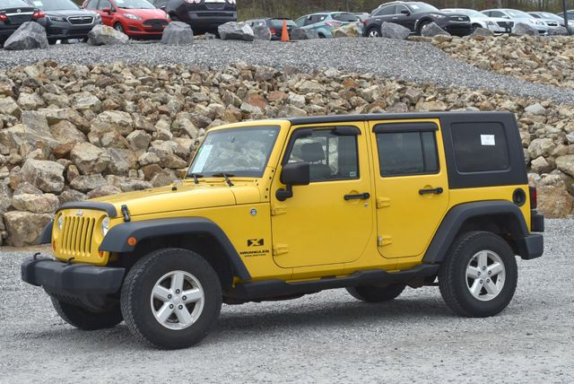 2008 Jeep Wrangler Unlimited X Naugatuck, Connecticut