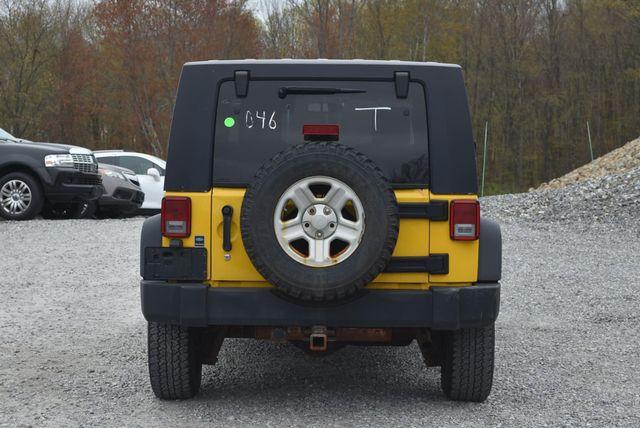 2008 Jeep Wrangler Unlimited X Naugatuck, Connecticut 3