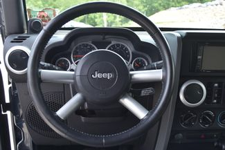 2008 Jeep Wrangler Unlimited Sahara Naugatuck, Connecticut 18