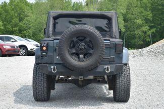 2008 Jeep Wrangler Unlimited Sahara Naugatuck, Connecticut 3