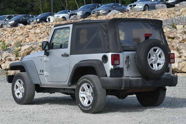 2008 Jeep Wrangler X Naugatuck, Connecticut 2