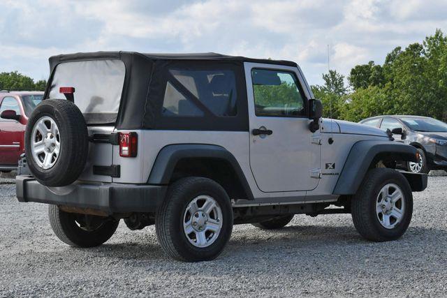 2008 Jeep Wrangler X Naugatuck, Connecticut 4