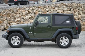 2008 Jeep Wrangler X Naugatuck, Connecticut 1