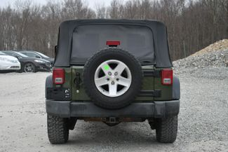 2008 Jeep Wrangler X Naugatuck, Connecticut 3