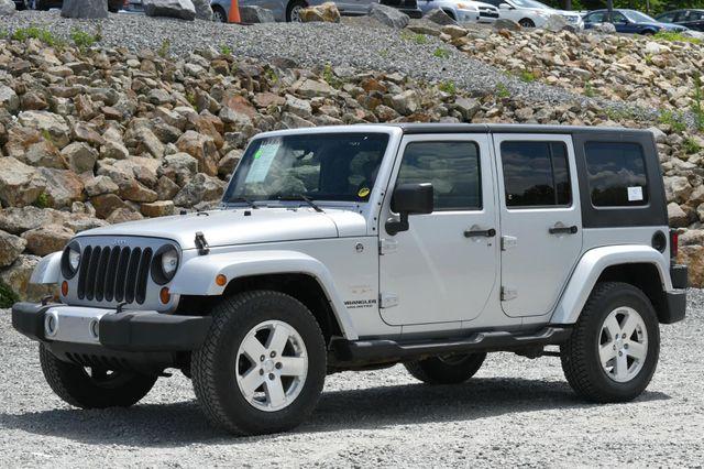 2008 Jeep Wrangler Unlimited Sahara Naugatuck, Connecticut