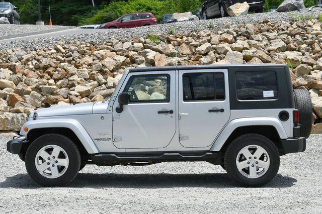 2008 Jeep Wrangler Unlimited Sahara Naugatuck, Connecticut 1
