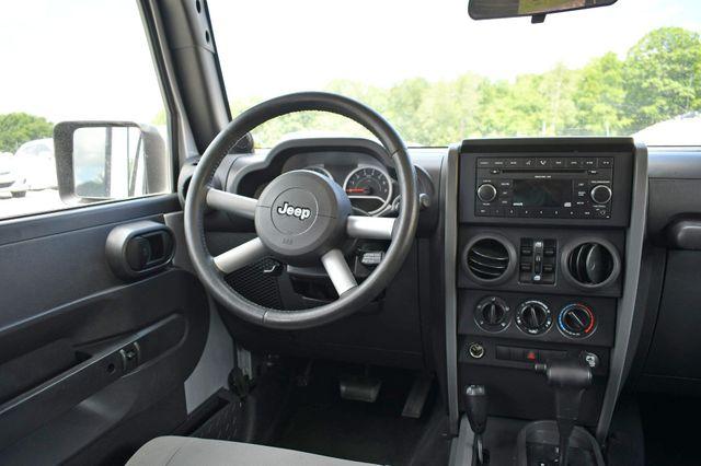 2008 Jeep Wrangler Unlimited Sahara Naugatuck, Connecticut 12