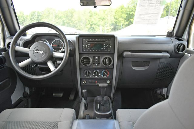 2008 Jeep Wrangler Unlimited Sahara Naugatuck, Connecticut 13