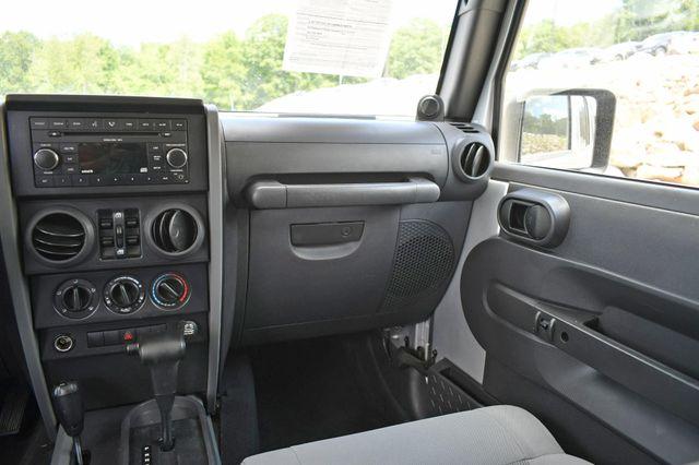 2008 Jeep Wrangler Unlimited Sahara Naugatuck, Connecticut 14