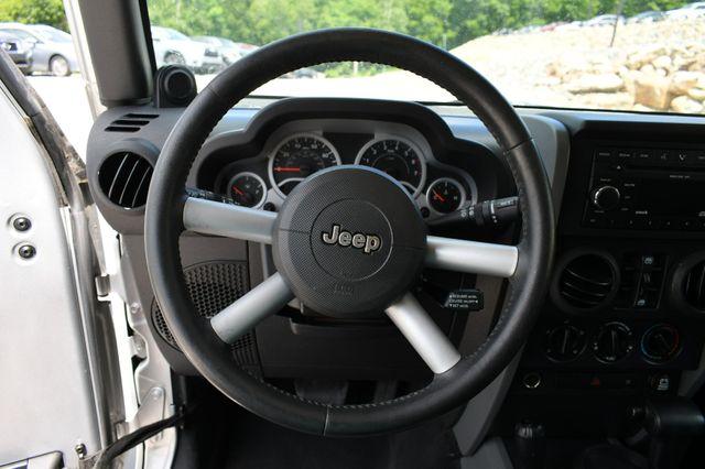 2008 Jeep Wrangler Unlimited Sahara Naugatuck, Connecticut 17