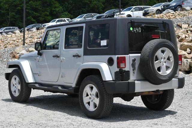2008 Jeep Wrangler Unlimited Sahara Naugatuck, Connecticut 2