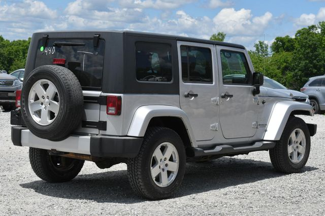 2008 Jeep Wrangler Unlimited Sahara Naugatuck, Connecticut 4