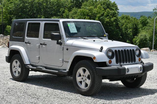 2008 Jeep Wrangler Unlimited Sahara Naugatuck, Connecticut 6