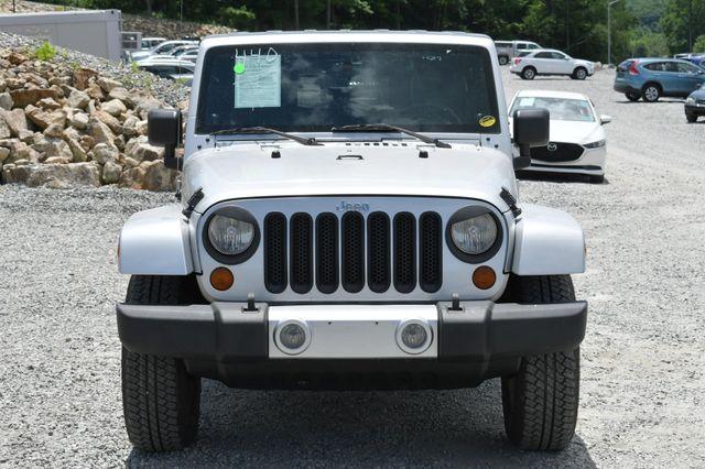 2008 Jeep Wrangler Unlimited Sahara Naugatuck, Connecticut 7