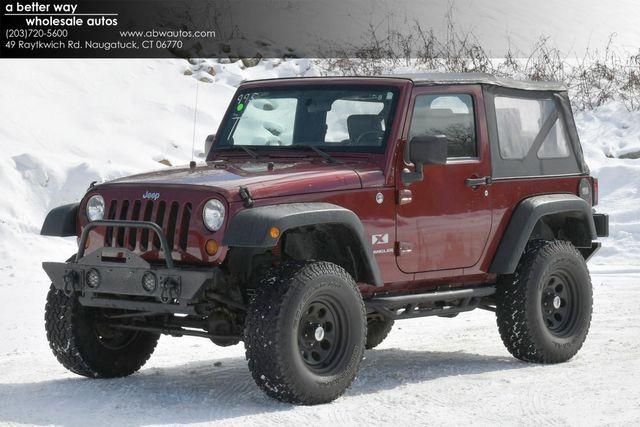 2008 Jeep Wrangler X Naugatuck, Connecticut