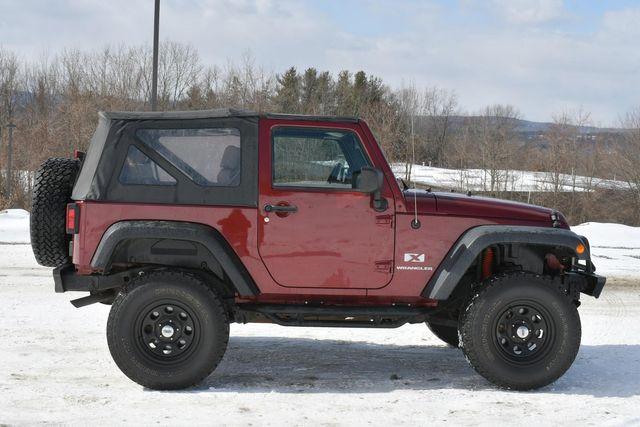 2008 Jeep Wrangler X Naugatuck, Connecticut 7