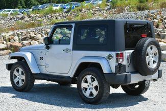 2008 Jeep Wrangler Sahara Naugatuck, Connecticut 4