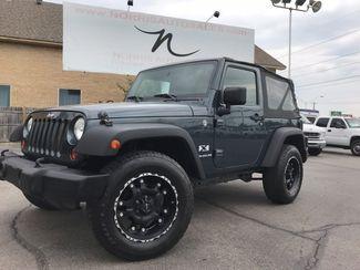 2008 Jeep Wrangler X in Oklahoma City OK