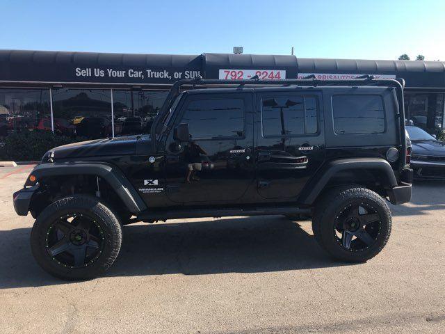 2008 Jeep Wrangler Unlimited X in Oklahoma City OK