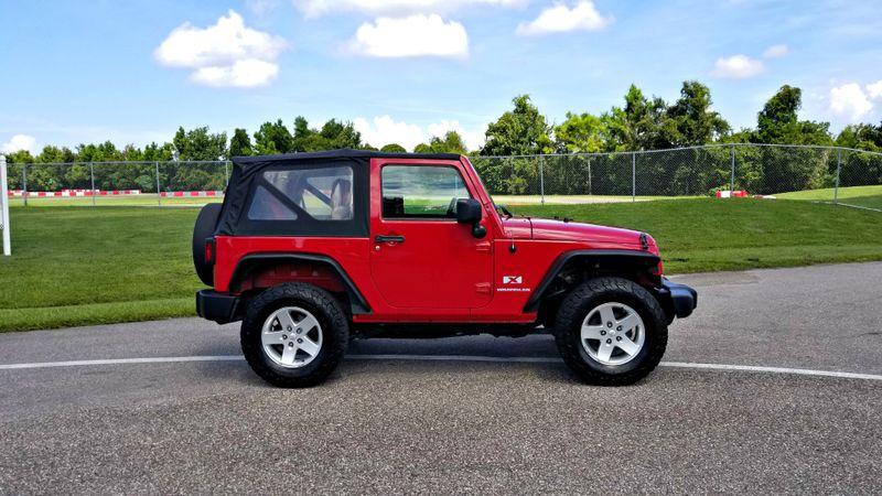 2008 Jeep Wrangler X 4X4 OFF ROAD CLEAN CARFAX    Palmetto, FL   EA Motorsports in Palmetto, FL