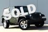2008 Jeep Wrangler X 4x4