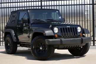 2008 Jeep Wrangler X ****** AWESOME OFF ROAD MANUAL **** in Plano TX, 75093