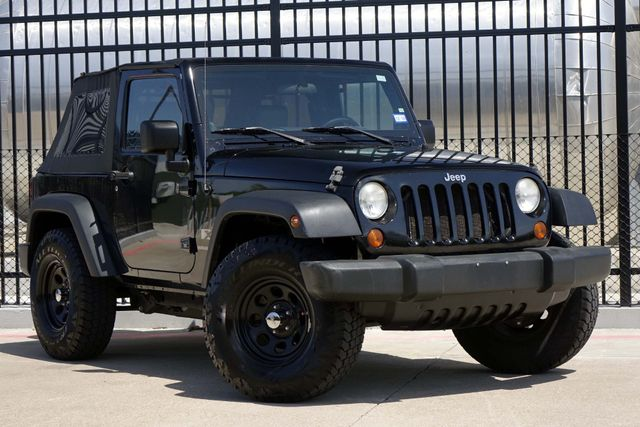 2008 Jeep Wrangler X ****** AWESOME OFF ROAD MANUAL ****